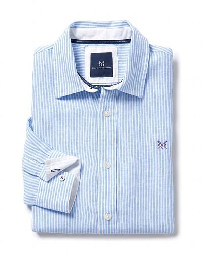 Fernside Classic Fit Linen Shirt