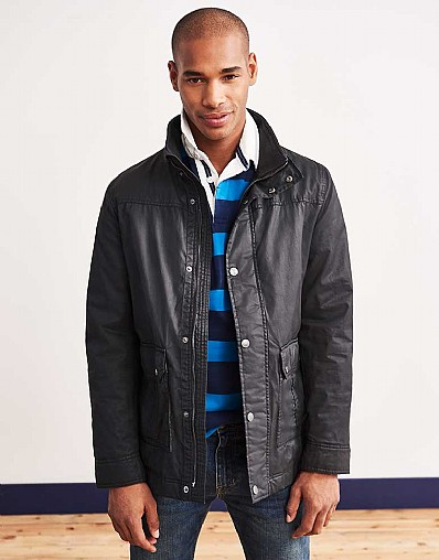 Rushford Lightweight Waxed Jacket