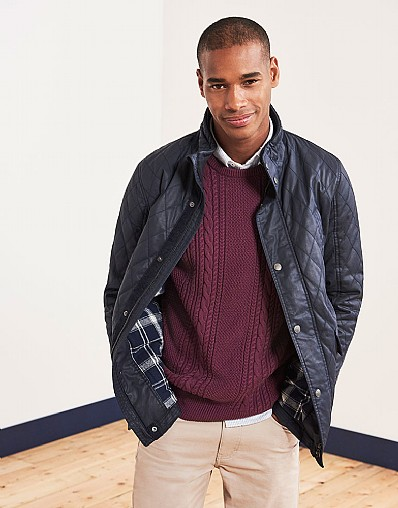 Haldon Quilted Jacket