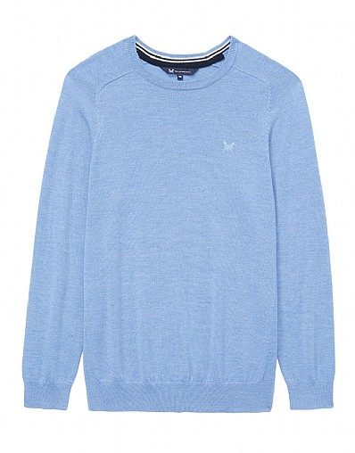 Kentmere Merino Crew Neck Jumper