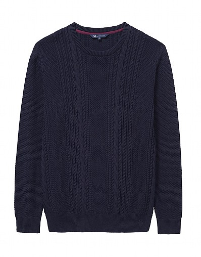 Northam Cable Crew Jumper