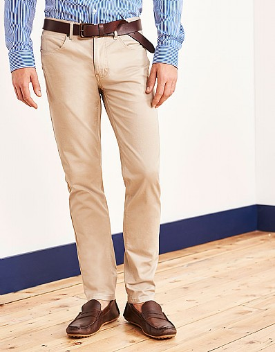 Spencer Slim Fit 5 Pocket Trouser