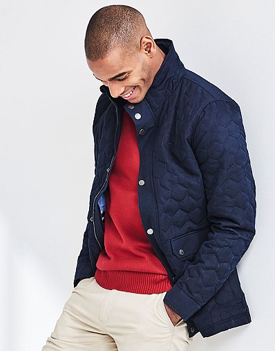 Aintree Quilted Jacket
