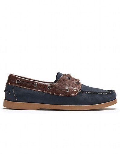 Austell Deck Shoes In Navy