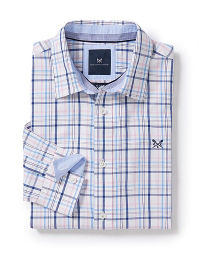 Hoveton Classic Fit Check Shirt