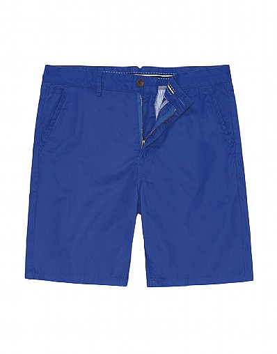 Bermuda Shorts in Ultramarine Blue