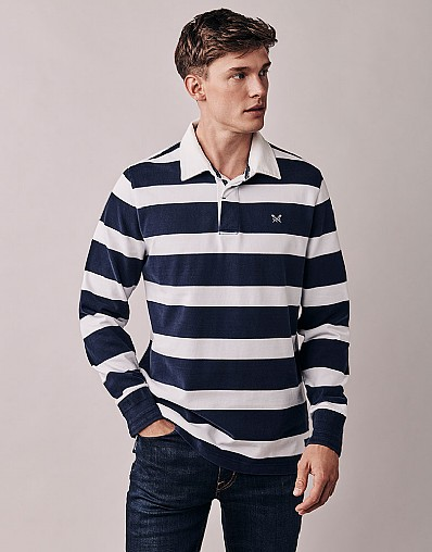 Crew Long Sleeve Rugby