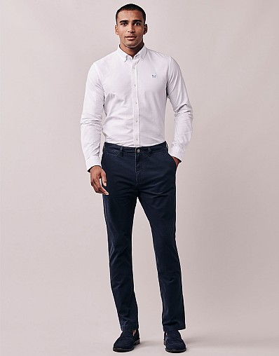 Vintage Chino In Navy