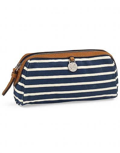 Stripe Make Up Bag
