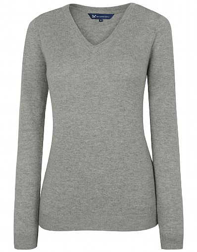 Eden V-neck Jumper