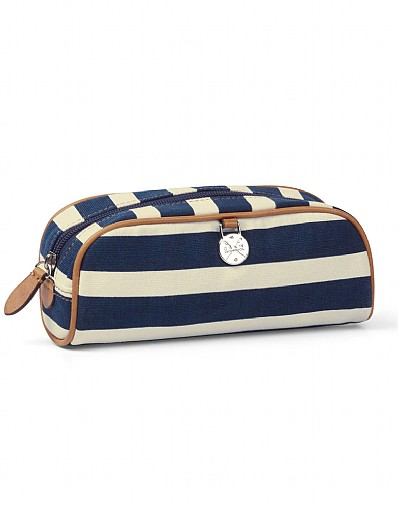 Stripe Brush Bag