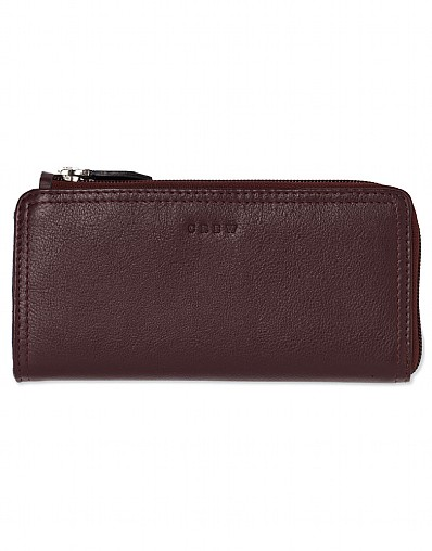 Wren Half Zip Purse