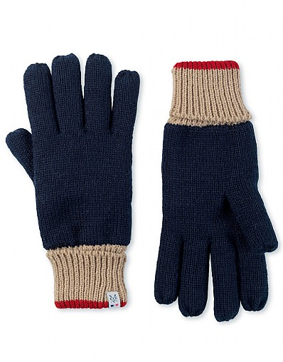 Colour Block Glove