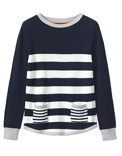 Breton With Pockets