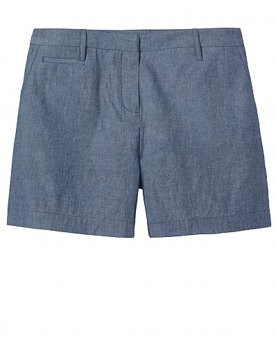 Chambray Weekend Short