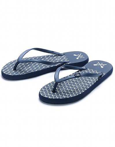 Crossed Oars Flip Flop