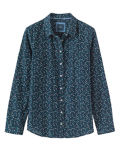 Relaxed Printed Shirt