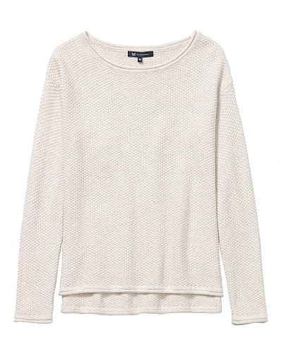 Textured Stitch Jumper
