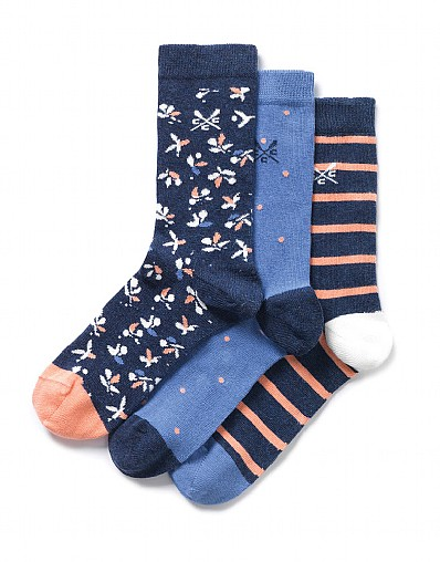 Stockists of 3 Pack Dandy Socks