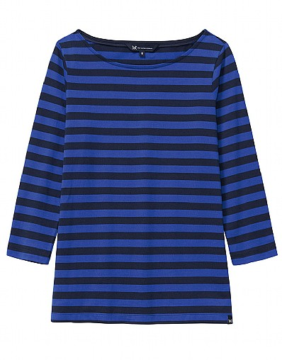 Ultimate Breton Tee in Blue
