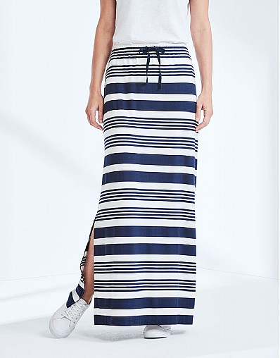 Chesil Jersey Maxi Skirt