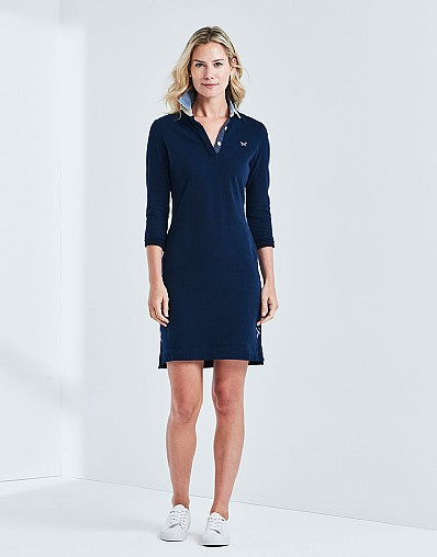 Rugby Dress In Navy