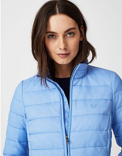 Lightweight Jacket  in Light Indigo
