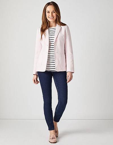 Loweswater Blazer in Soft Classic Pink