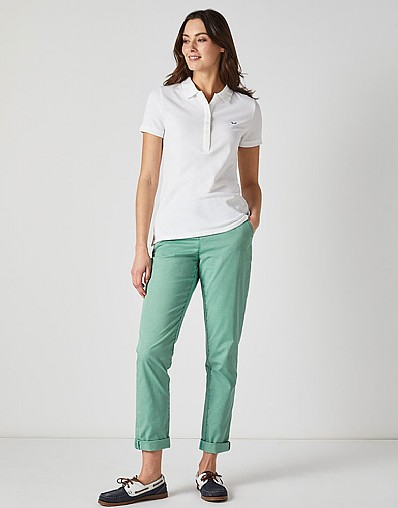 Classic Stretch Polo Shirt