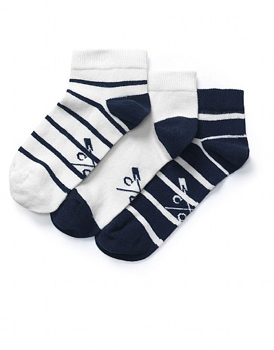 3 Pack Trainer Sock
