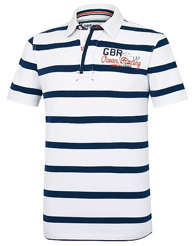 Bude GBR Short Sleeve Rugby