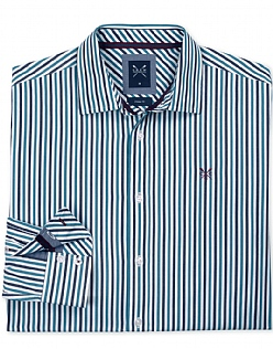 Coniston Classic Fit Stripe Shirt