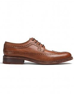 Classic Leather Brogue Shoe