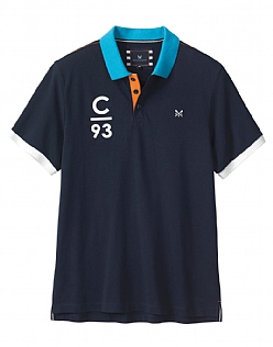 Crew Club Totnes Mens Polo