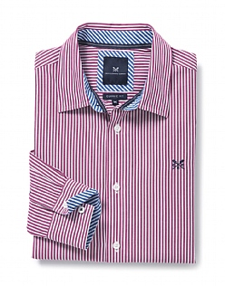 Crew Classic Fit Stripe Shirt