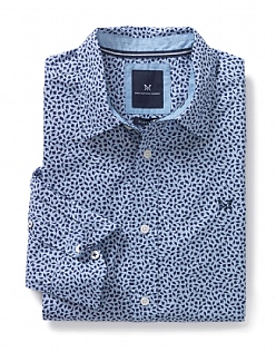 Fernlee Classic Fit Prints Shirt