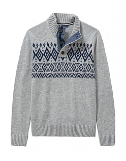 Hawkridge Fairisle Knit