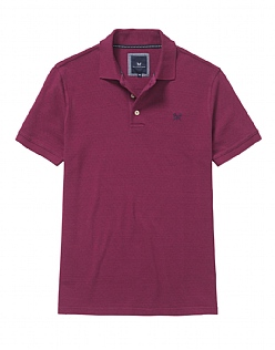 Angram Slim Fit Pique Polo