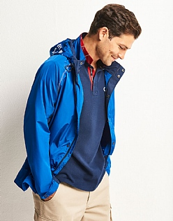 Crew Club Mens Lightweight Cagoule