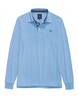 Long Sleeve Classic Fit Polo
