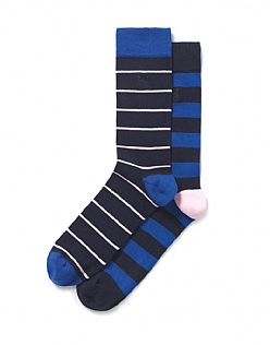 2 Pack Oxford Socks