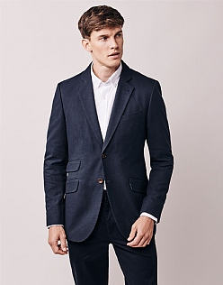 Balintore Blazer In Navy