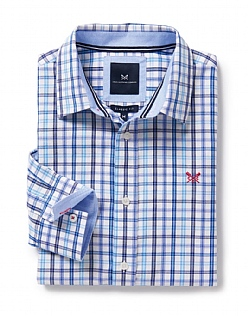 Belstone Classic Fit Check Shirt