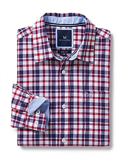 Westleigh Slim Fit Check Shirt