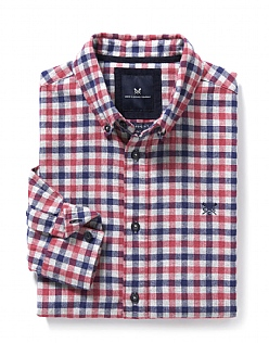 Lynford Heathered Classic Fit Shirt