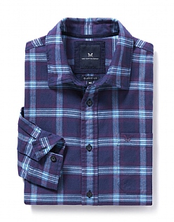 Aldbey Classic Fit Check Shirt