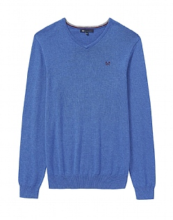 Foxley V Neck Jumper