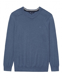 Kentmere Merino V Neck Jumper