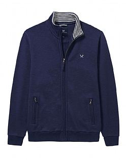 Parkham Zip Thru Sweatshirt