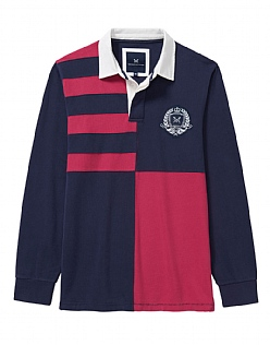 Quarter Rugby Shirt